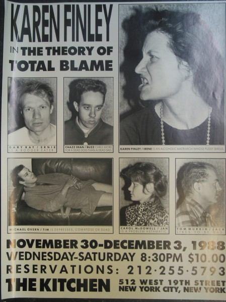 '88; Theory of Total Blame