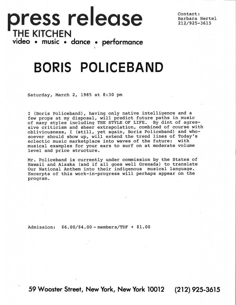 Policeband_PR_1985