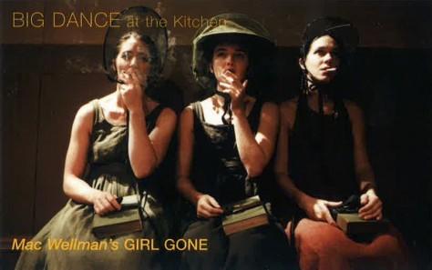 Postcard_BigDanceTheater_GirlGone_1999