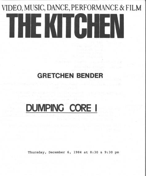 Program_Bender_DumpingCore_1984_forweb