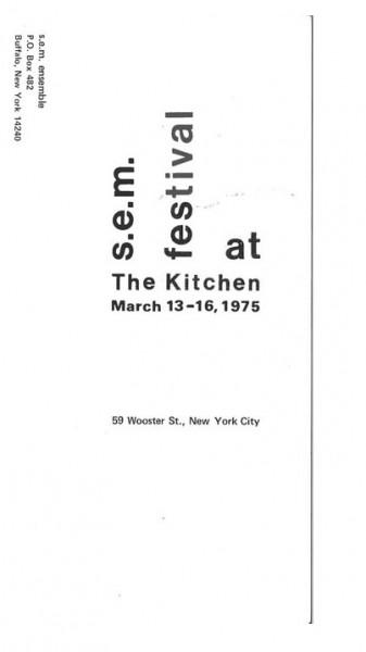 Programfrontpage_S.E.M.Ensemble_1975