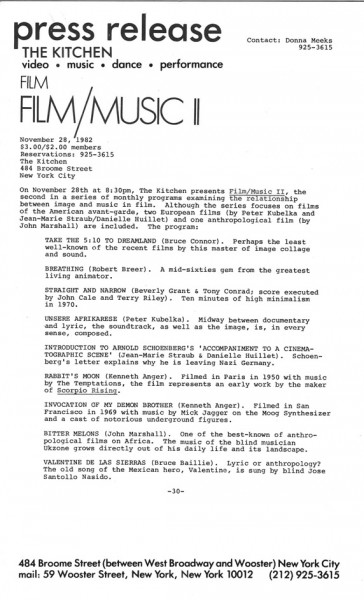 forweb_ImageWebUse_PressRelease_FilmmworksII_1982