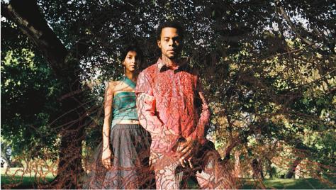 Marc Cary and Samita Sinha